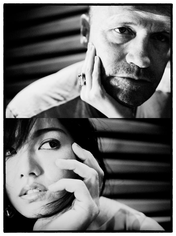 Michael Rooker & Mia Matsumia